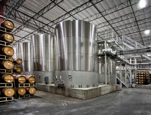 Sonoma Wine Company's American Canyon Facility